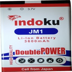 Jual Indoku Battery Double Power For Blackberry Jm1 Dakota Monza 9900 9930 9980 3600 Mah Baru