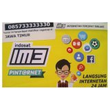 Jual Indosat Im3 0857 33 33 33 30 Kartu Perdana Nomor Cantik Super Indosat Di Jawa Barat