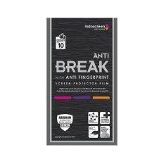 Indoscreen Anti Break Blackberry Q10 Clear Banten Diskon
