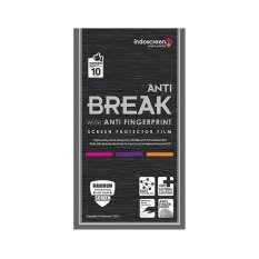 Indoscreen Anti Break Iphone 7 Plus Fullset Clear Terbaru