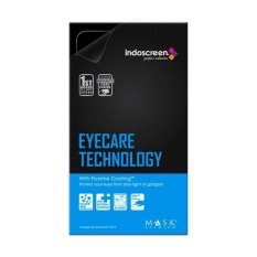 Jual Indoscreen Apple Iphone 4 4S Mask Premium Lifetime Warranty Eye Care Technology Screen Protector Ori