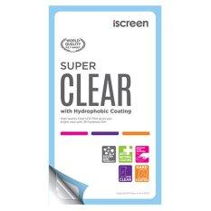 indoScreen iScreen Anti Gores Lenovo A60+ - Clear