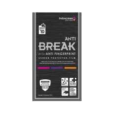 Top 10 Indoscreen Lenovo A7000 New Hikaru Anti Break Screen Protector Online