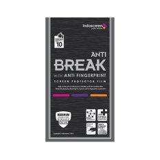 Toko Indoscreen Samsung Galaxy S6 Edge Plus Anti Break Screen Protector Termurah