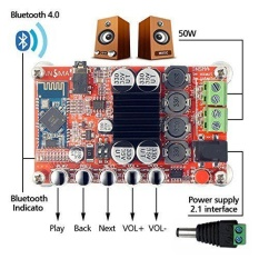 Insma Baru Tda7492P Hifi Mini Bluetooth Amplifier 50 W 50 W Dual Channel Bluetooth Audio Receiver Power Amplifier Digital Stereo Amplifier Memperkuat Amp Ampli Board Dengan Heat Sink Intl Indonesia Diskon