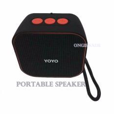 Harga Instage Speaker Portable Bluetooth Dapat Memutar Langsung Dari Kartu Micro Sd Hitam Dki Jakarta
