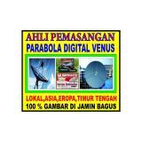 Perbandingan Harga Instalasi Parabola Bebas Iuran Venus Di Dki Jakarta