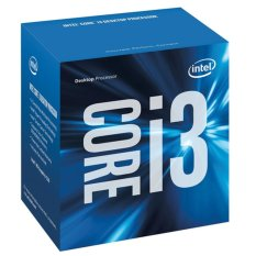 Intel Core i3-6100 Processor 3.7GHz SKYLAKE - Cache 6M - Socket LGA 1151