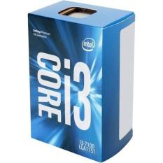 Intel Core I3-7100 BOX 3.9Ghz - Kabylake Socket 1151