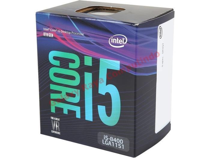 Intel Core I5-8400 Coffee Lake 6-Core 2.8 Ghz LGA 1151