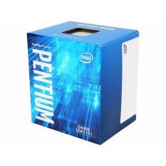 Intel G4600 BOX - Biru