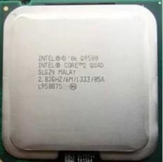 Intel / Intel Core 2 Quad Q9500 Desktop CPU 775-pin Processor - intl