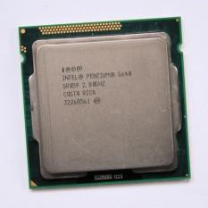 Intel Pentium G640 Desktop Processor (2.80Ghz 3MB LGA1151 Socket) - intl