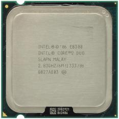 Intel Processor Core 2 Duo E8200 2,66Ghz Tray - Silver