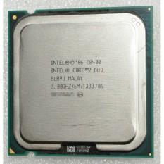 Prosesor Intel Core 2 DUO-E8400 3.0 GHz Socket 775 (Diperbaharui)-Intl