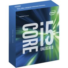 Intel Processor Core i5 6600K 3.5 Ghz Box - Socket 1151
