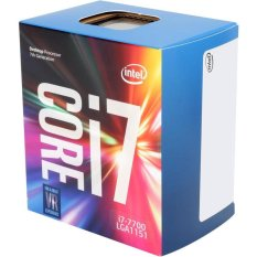 INTEL Processor Core i7-7700 Box - Socket 1151