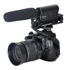 Wawancara DV Mikrofon MIC untuk Camcorder Video Kamera Canon NikonSony-Intl