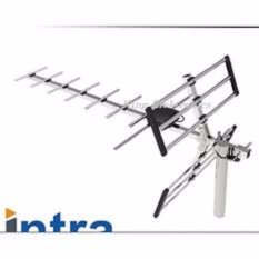 Iklan Intra Hm 003 Antena Digital Tv Lcd Led Outdoor Aluminium Series Silver