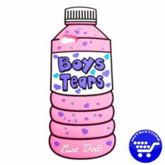 Harga Intristore Boys Tears Soft Silicon Phone Case Vivo V5 Pink Asli