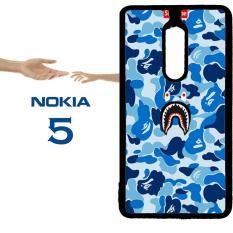 Intristore Fashion Printing Case For Nokia 5 - 35