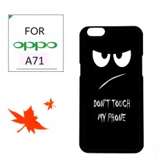 Intristore Fashion Printing Case For Oppo A71 - 165