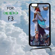 Intristore Fashion Printing Case For Oppo F3 - 103