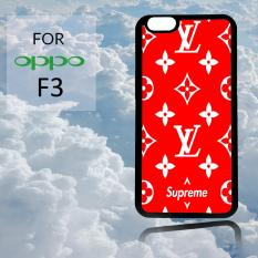 Intristore Fashion Printing Case For Oppo F3 - 21