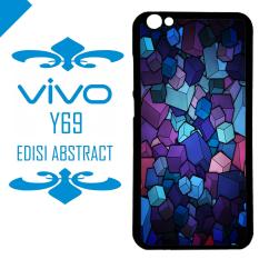 Intristore Fashion Printing Edisi Abstract For Vivo Y69 - 7