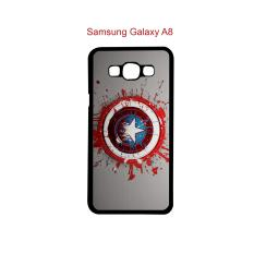 Intristore Hardcase Fashion Printing For Samsung Galaxy A8 - 101