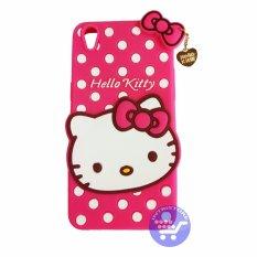 Intristore Hello Kitty 2 Soft Sillicon Phone Case Oppo Neo 9