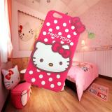 Diskon Intristore Hello Kitty 2 Soft Sillicon Phone Case Vivo Y53 Akhir Tahun