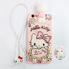 Beli Intristore Hello Kitty Climb Soft Sillicon Phone Case Vivo V5 Pakai Kartu Kredit