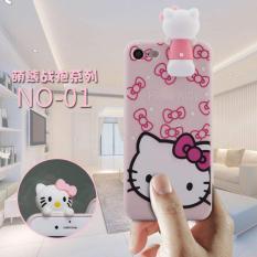 Harga Intristore Hello Kity Climb Soft Sillicon Phone Case Vivo V5 1 Termurah