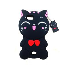 Intristore Little Cat Soft Silicon Phone Case Oppo Neo 5