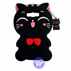 Jual Intristore Little Cat Soft Silicon Phone Case Samsung J710 Antik