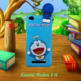 Toko Intristore Soft Silicon Phone Case Manjat For Xiaomi Redmi 4A Online Di Jawa Barat