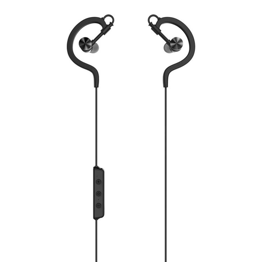 Iooiopo Mjack® Syllable D700 Sport HI FI Bluetooth 4.0 Earphone Musik Stereo Headset-Intl