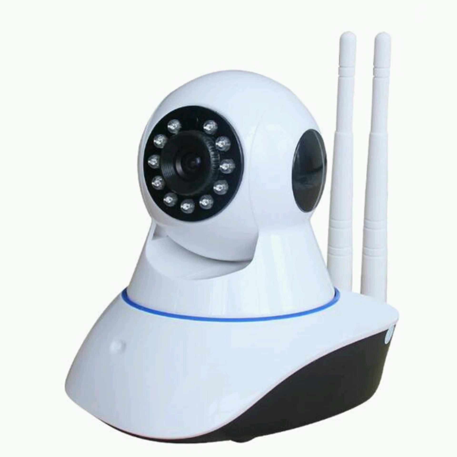 Beli Ip Camera Hd 720P Kamera Ip Wireless P2P Cctv Cicil