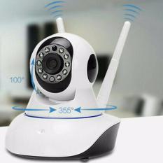 Jual Cctv Ip Camera 720P Onvip P2P Wifi Dual Antena Ir Night Vision Ip Camera Wifi Ori