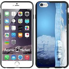 Ip6 + Clear Blue Iceberg Di Alaska untuk IPhone 6 Plus 5.5 Inch Case Cover Oleh Pasar Atom-Intl