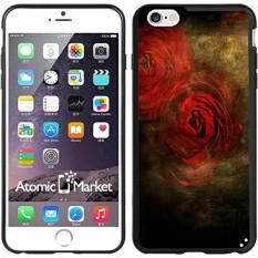 IP6 + Grunge Mawar untuk iPhone 6 Plus 5.5 Inch Case Cover Atom Pasar-Intl