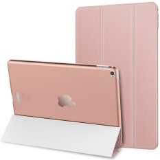 iPad Air 2 Case, Case Cover for Apple iPad Air 2 Second Edition with Auto Sleep / Wake (Rose Gold) - 3040D - intl