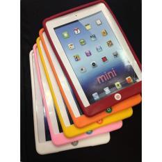 Ipad Mini 1/2/3- Ipad Air - Switcheasy Silicone Softcase Casing Warna - 6536Ed