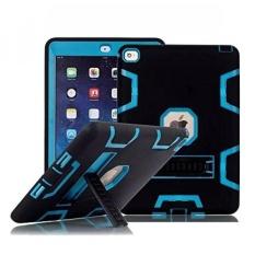 iPad Mini Case, iPad Mini 3 Case, TabPow Rugged Triple-Layer Defender Hybrid Case Cover With Stand For Apple iPad Mini 1 2 3 - intl
