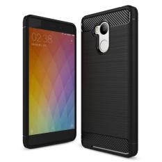 ... iPaky Carbon Fiber Anti drop TPU Soft Phone Cases For Xiaomi Redmi 4 Prime