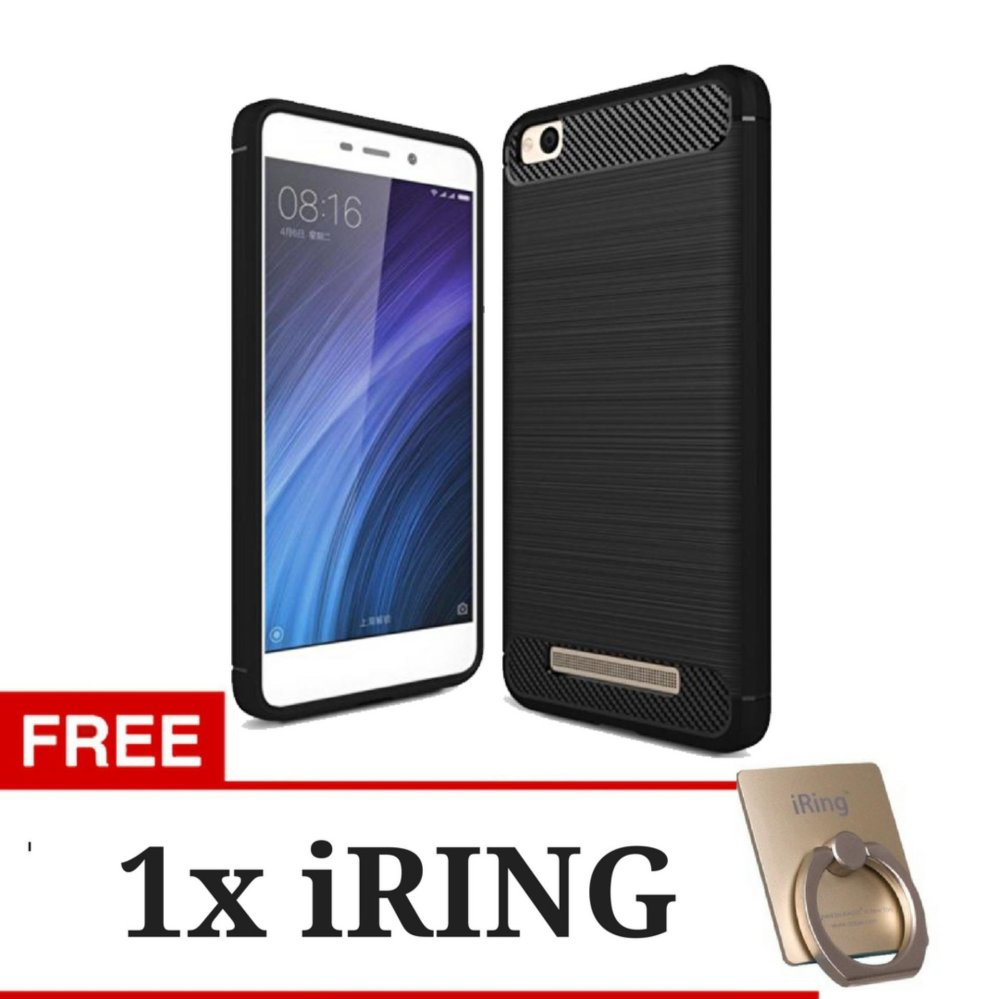 Original Ipaky Carbo Hybrid Back Case For Oppo F1 S A59 Black Source · Kenzoe Ultimate
