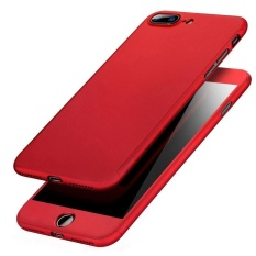 iPaky Case 360 Full Protection Xiaomi MiA1 - Merah
