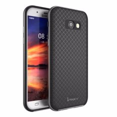 Jual Ipaky Case Samsung Galaxy A5 2017 Softcase Neo Hybrid Grey Branded