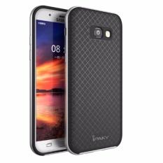 Ipaky Case Samsung Galaxy A5 2017 Softcase Neo Hybrid Silver Ipaky Diskon 30